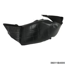 86811B4000 Inner fender for Hyundai GRAND I10 14 Front Left