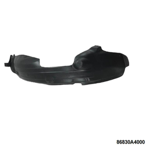86830A4000 Inner fender for Kia CARENS 12 Rear Left