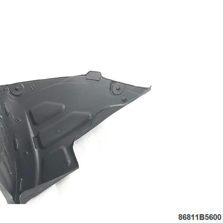 86811B5600 Inner fender for Kia K3 16 Front Left