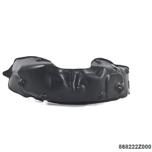 868222Z000 Inner fender for Hyundai IX35 11 Rear Rigth