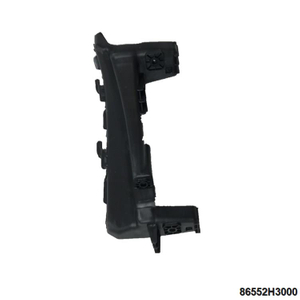 86552H3000 for KX5 FRONT BUMPER SIDE BRACKET Right
