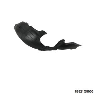 86821Q8000 Inner fender for Kia K3 19 Rear Left