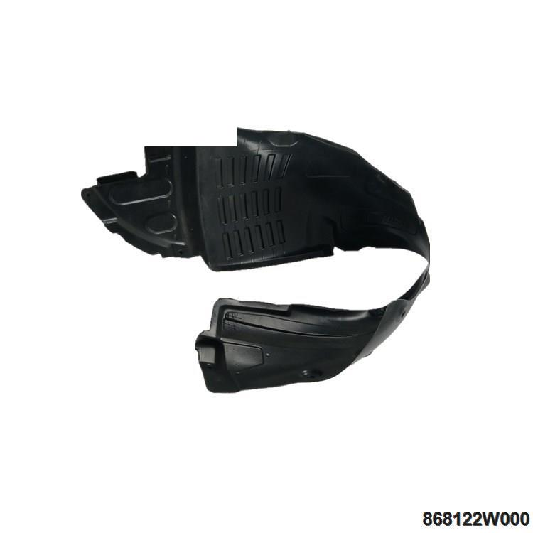 868122W000 Inner fender for Hyundai SANTA FE III Front Right
