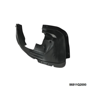86811Q2000 Inner fender for Kia SPORTAGE 18 Front Left