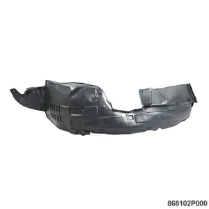868102P000 Inner fender for Kia SORENTO 09 Front Left