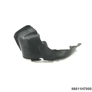 86811H7000 Inner fender for Hyundai PEGAS 18 Front Left