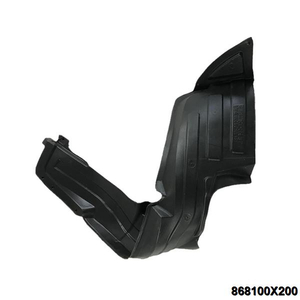 868100X200 Inner fender for Hyundai GRAND I10 07-12 Front Left